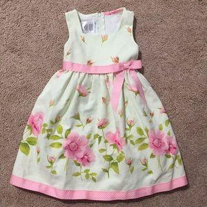 Girls sz 3t, formal dress.